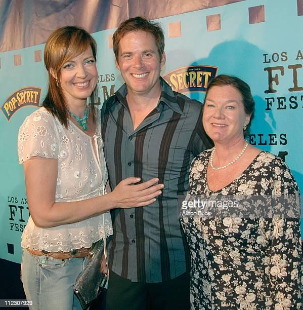 Allison Janney, Cameron Watson, wirter/director and Mary Badham