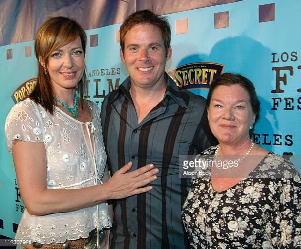 Allison Janney Cameron Watson writer/director and Mary Badham