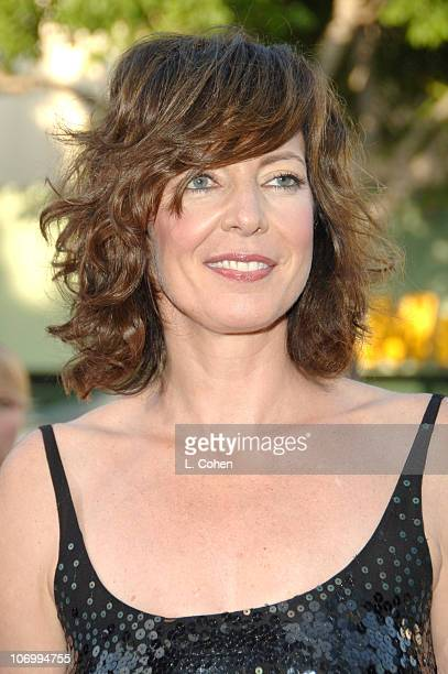 "Allison Janney during 2006 Los Angeles Film Festival Opening Night - ""The Devil Wears Prada"" - Red Carpet at Mann Villiage Theatre in Westwood,..."