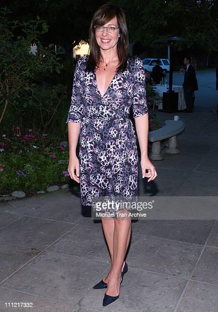 Allison Janney during NBC 2006 TCA Winter AllStar Party Arrivals at Ritz Carlton in Pasadena California United States