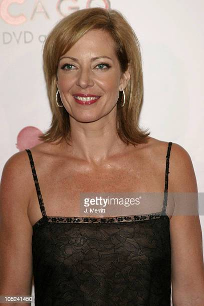 Allison Janney during St Jude 'Runway for Life' at Beverly Hilton in Beverly Hills California United States