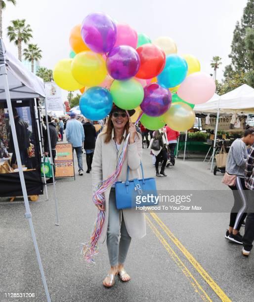 Allison Janney is seen on March 3 2019 in Los Angeles CA
