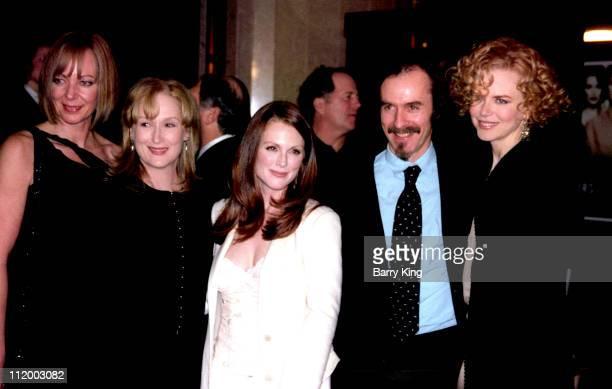 Allison Janney Meryl Streep Julianne Moore Stephen Dillane Nicole Kidman