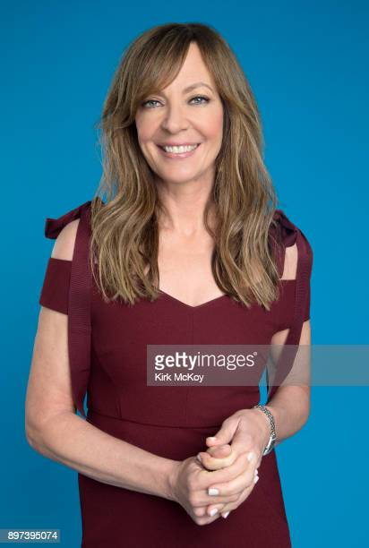 Allison Janney of 'I Tonya' is photographed for Los Angeles Times on December 5 2017 in Los Angeles California PUBLISHED IMAGE CREDIT MUST READ Kirk...