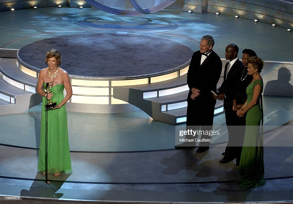 The 56th Annual Primetime Emmy Awards - Show : News Photo
