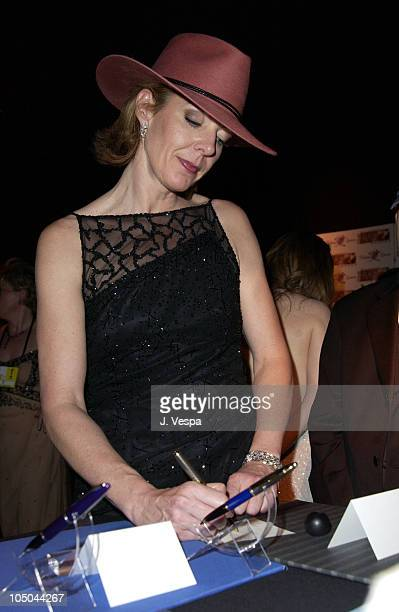 Allison Janney with Waterman Pens during Ninth Annual Screen Actors Guild Awards Backstage Creations Talent Retreat in Los Angeles California United...