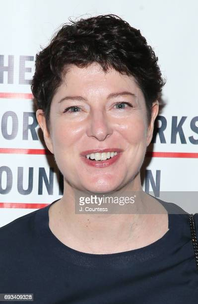 Allison Levy attends the 2017 Gordon Parks Foundation Awards Gala at Cipriani 42nd Street on June 6 2017 in New York City