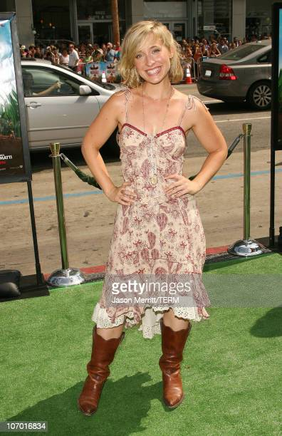 Allison Mack during The Ant Bully Los Angeles Premiere Arrivals at Grauman's Chinese Theater in Hollywood California United States