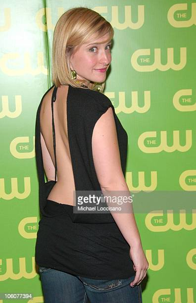 Allison Mack during The CW 20062007 Prime Time Preview at Madison Square Garden in New York City New York United States