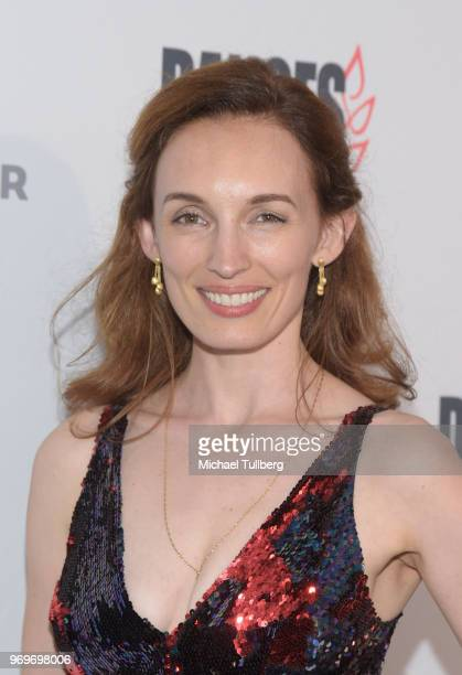 Allison Marie Volk attend the opening night of the 21st Annual Dances With Films Film Festival at TCL Chinese 6 Theatres on June 7 2018 in Hollywood...