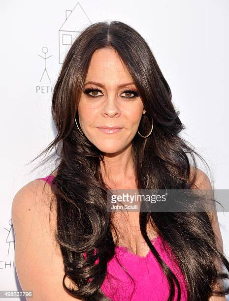 Allison Melnick attends the Petit Maison Chic fashion show honoring Operation Smile on November 21 2015 in Beverly Hills California