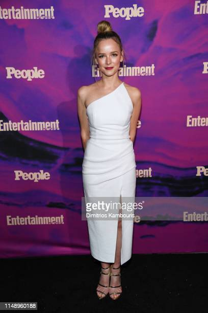 Allison Miller of A Million Little Things attends the Entertainment Weekly PEOPLE New York Upfronts Party on May 13 2019 in New York City