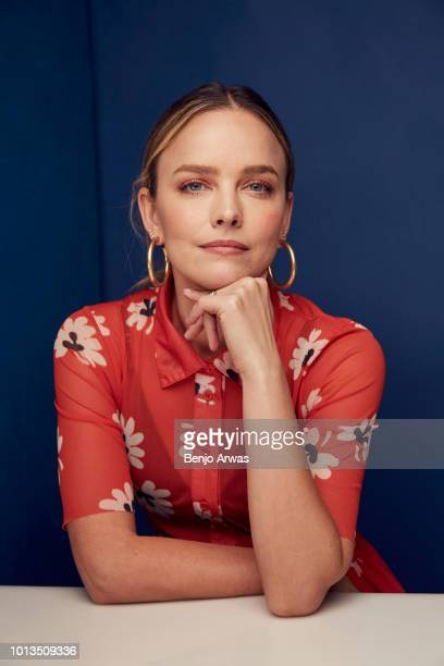 Allison Miller of ABC's 'A Million Little Things' poses for a portrait during the 2018 Summer Television Critics Association Press Tour at The...