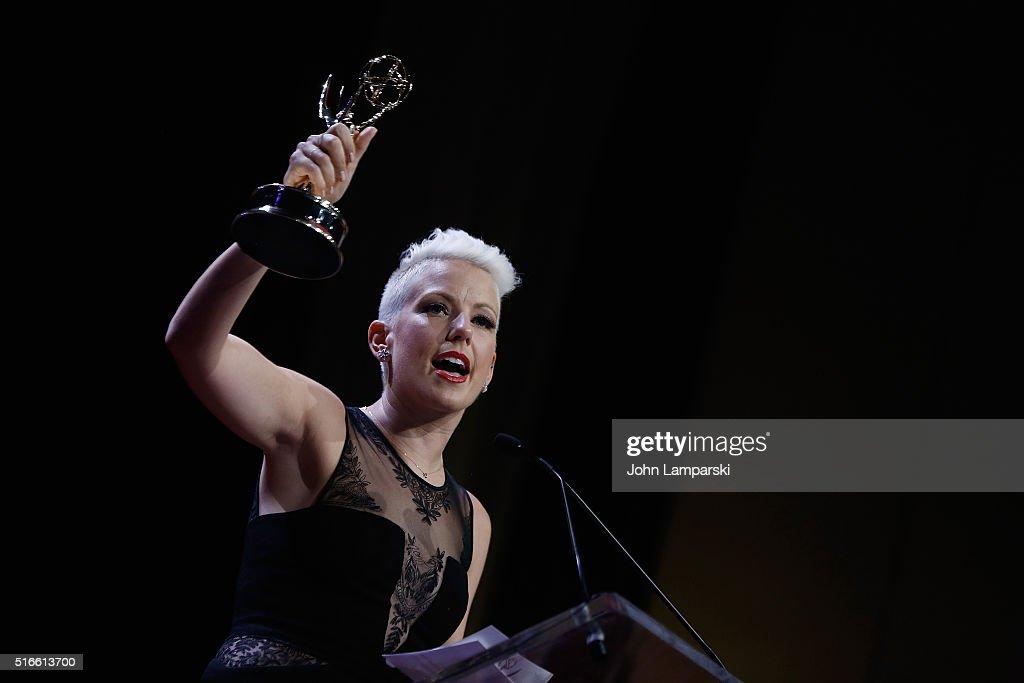 59th Annual New York Emmy Awards : News Photo