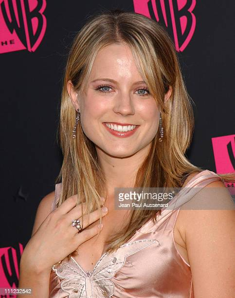 Allison Munn during The WB Network's 2004 All Star Summer Party Arrivals at The Lounge at Astra West in Los Angeles California United States