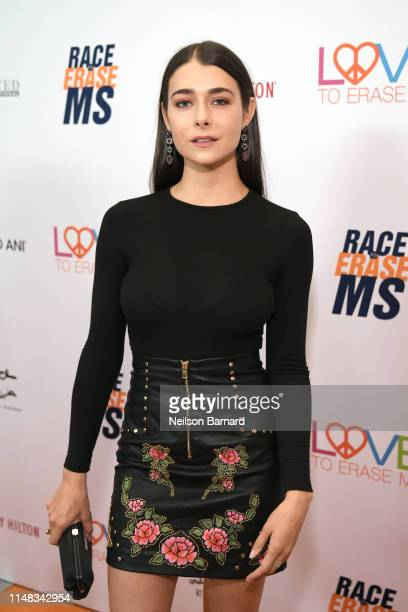 Allison Paige attends the 26th annual Race to Erase MS on May 10 2019 in Beverly Hills California