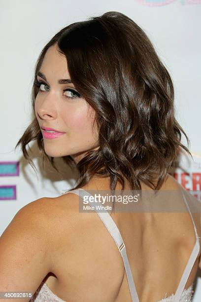 Allison Paige attends the GBF Los Angeles Premiere at Chinese 6 Theater Hollywood on November 19 2013 in Hollywood California