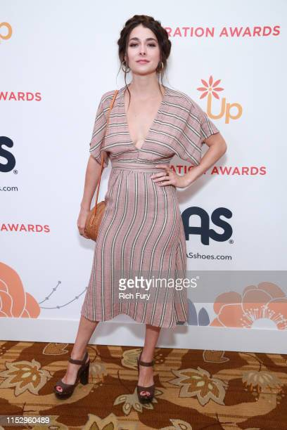 Allison Paige attends the Step Up Inspiration Awards at the Beverly Wilshire Four Seasons Hotel on May 31 2019 in Beverly Hills California