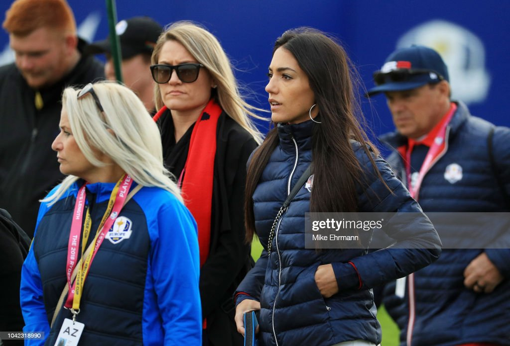 2018 Ryder Cup - Morning Fourball Matches : News Photo