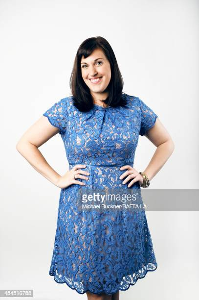 Allison Tolman poses for a portrait at the BAFTA luncheon on August 23 2014 in Los Angeles California