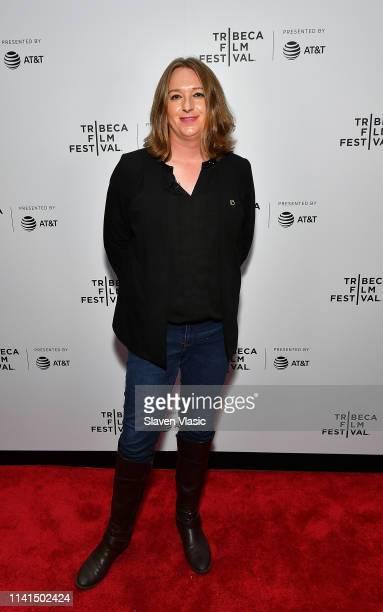 Allison VanKuiken attends Tribeca Celebrates Pride Day at 2019 Tribeca Film Festival at Spring Studio on May 4 2019 in New York City