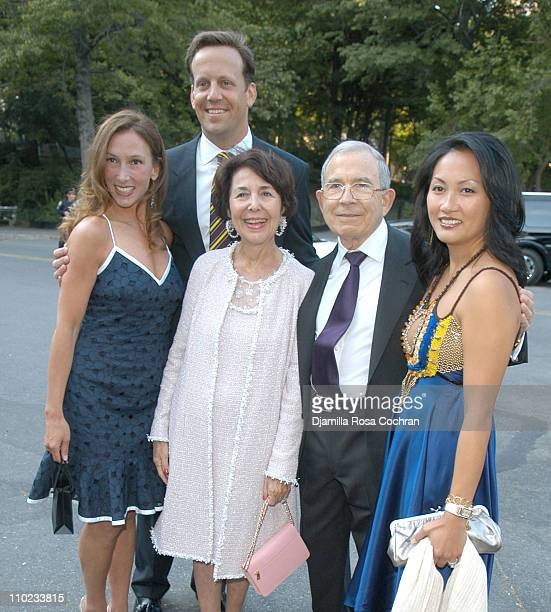 Allison Waterman Todd Waterman Susan Newhouse Donald Newhouse and Ginny Barber
