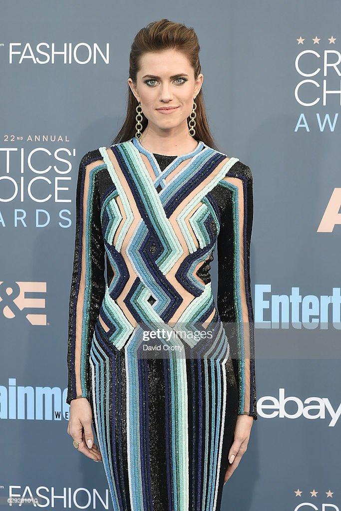 22nd Annual Critics' Choice Awards - Arrivals : Foto di attualità