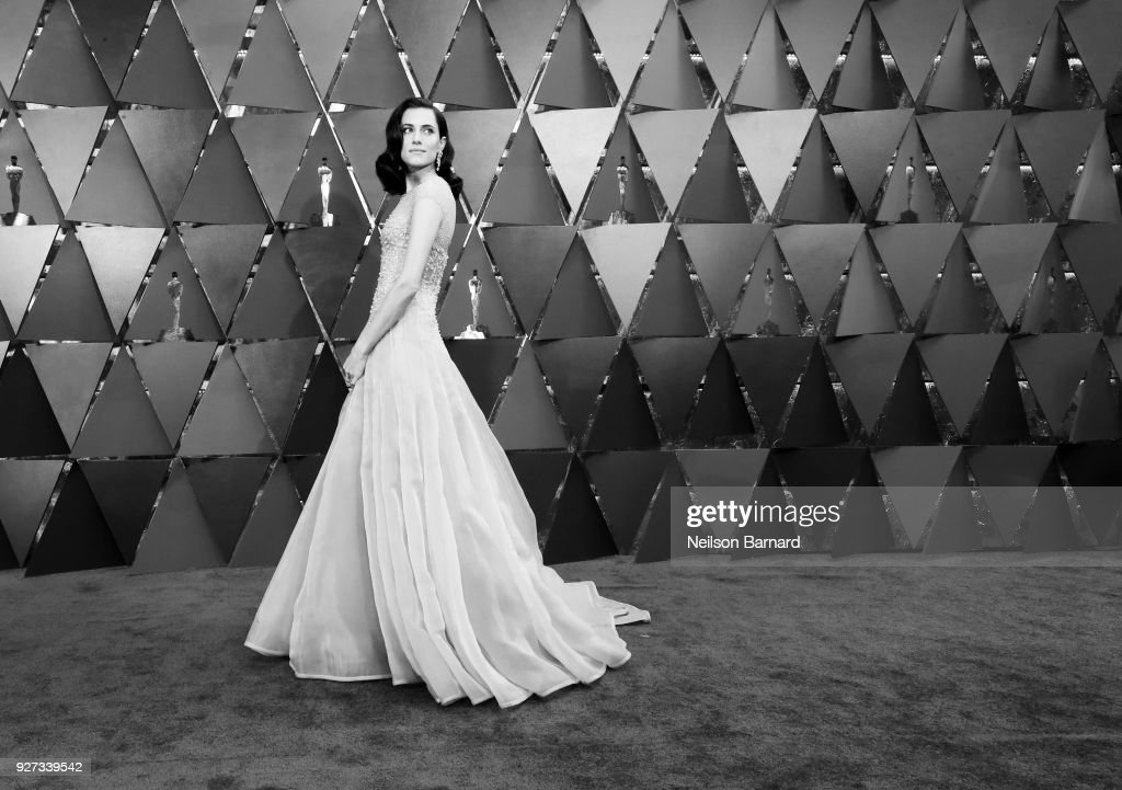 Allison Williams attends the 90th Annual Academy Awards at Hollywood & Highland Center on March 4, 2018 in Hollywood, California.