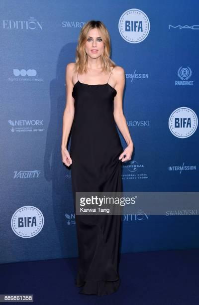 Allison Williams attends the British Independent Film Awards held at Old Billingsgate on December 10 2017 in London England
