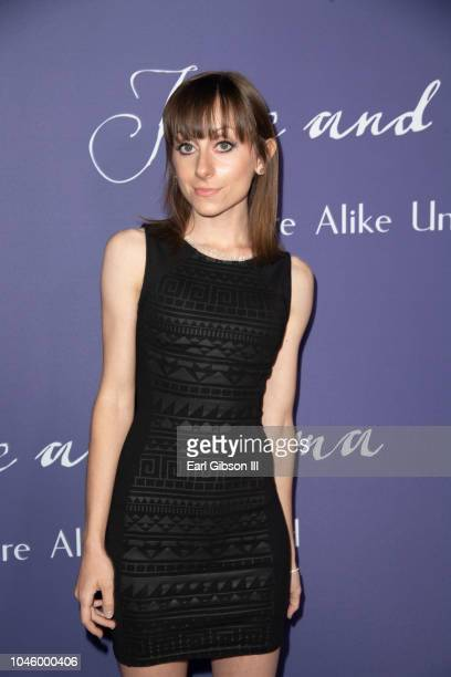 Allisyn Ashley Arm attends the 'Jane Emma' Special Screening at ArcLight Hollywood on October 4 2018 in Hollywood California