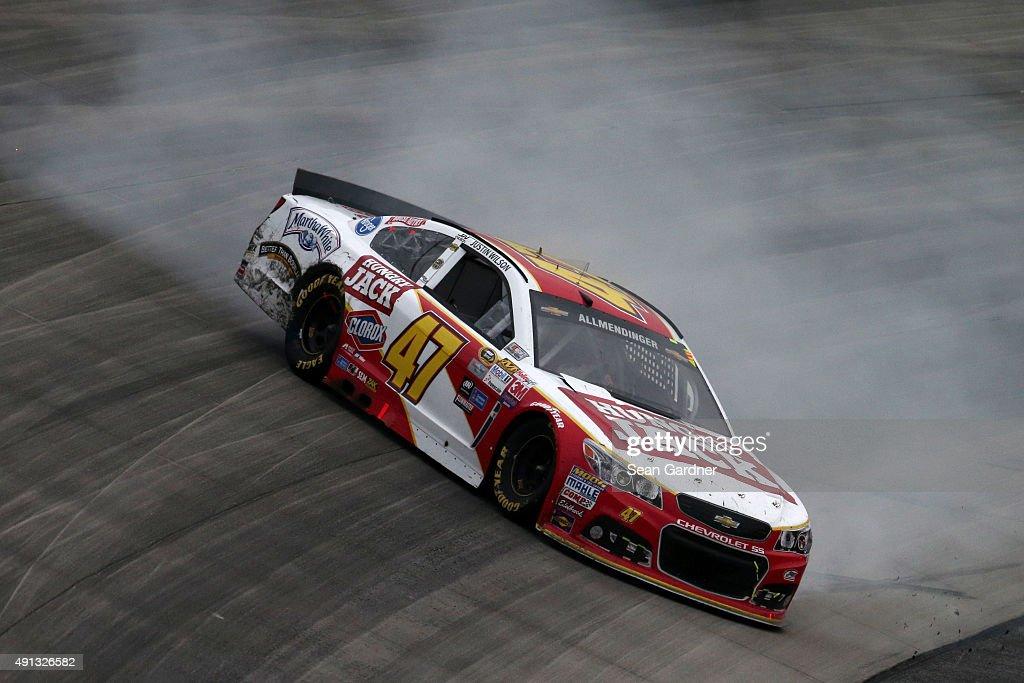 NASCAR Sprint Cup Series AAA 400