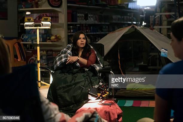 SUPERSTORE 'AllNighter' Episode 109 Pictured America Ferrera as Amy