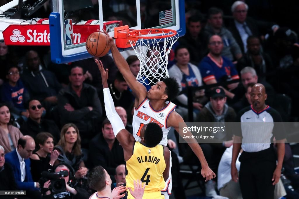 NBA: Indiana Pacers vs New York Knicks : News Photo