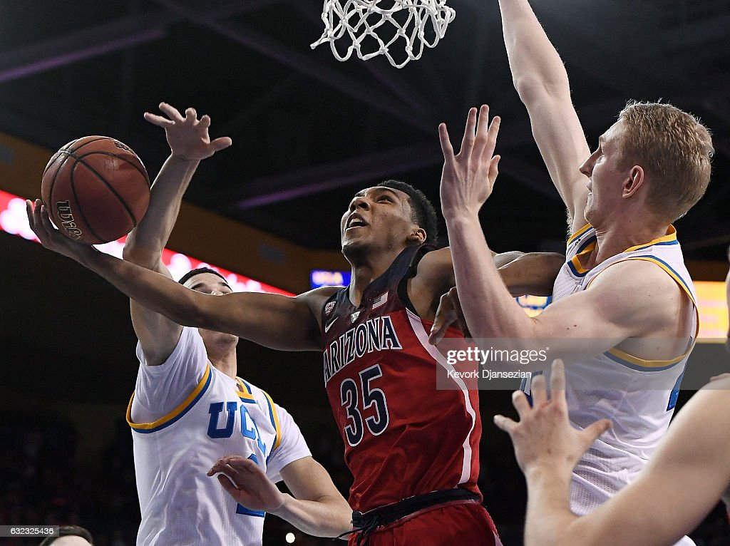 Arizona v UCLA : News Photo