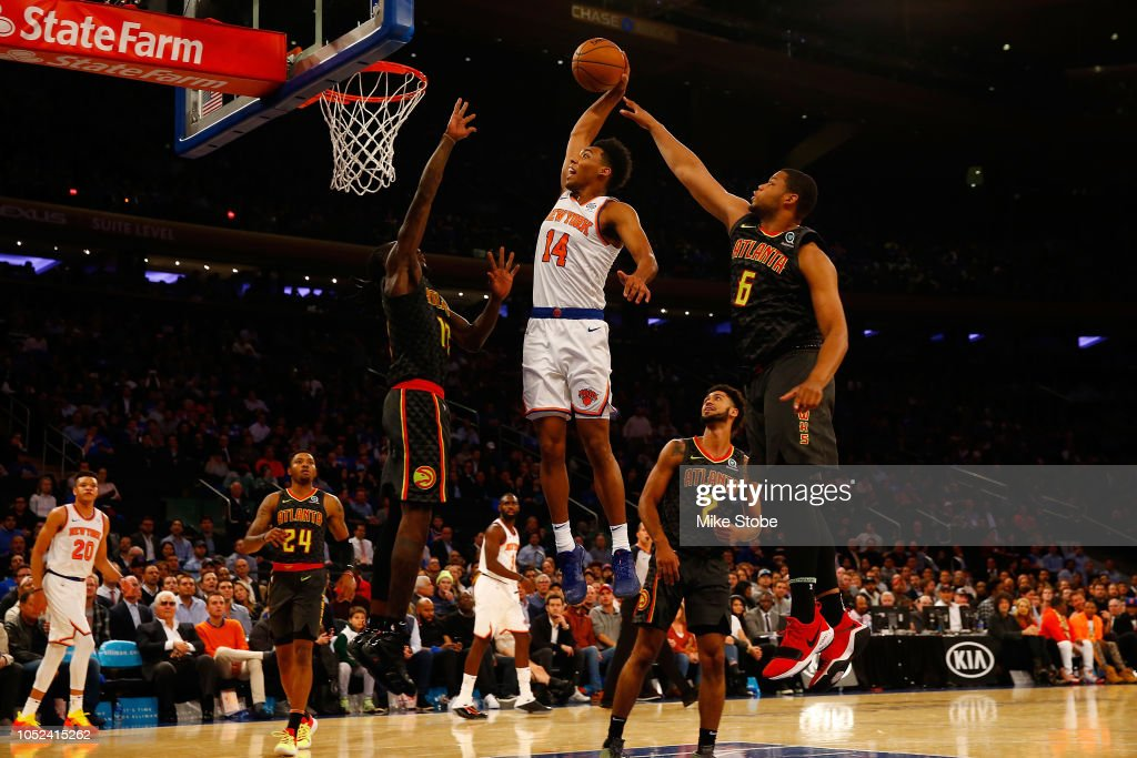 Atlanta Hawks v New York Knicks : News Photo