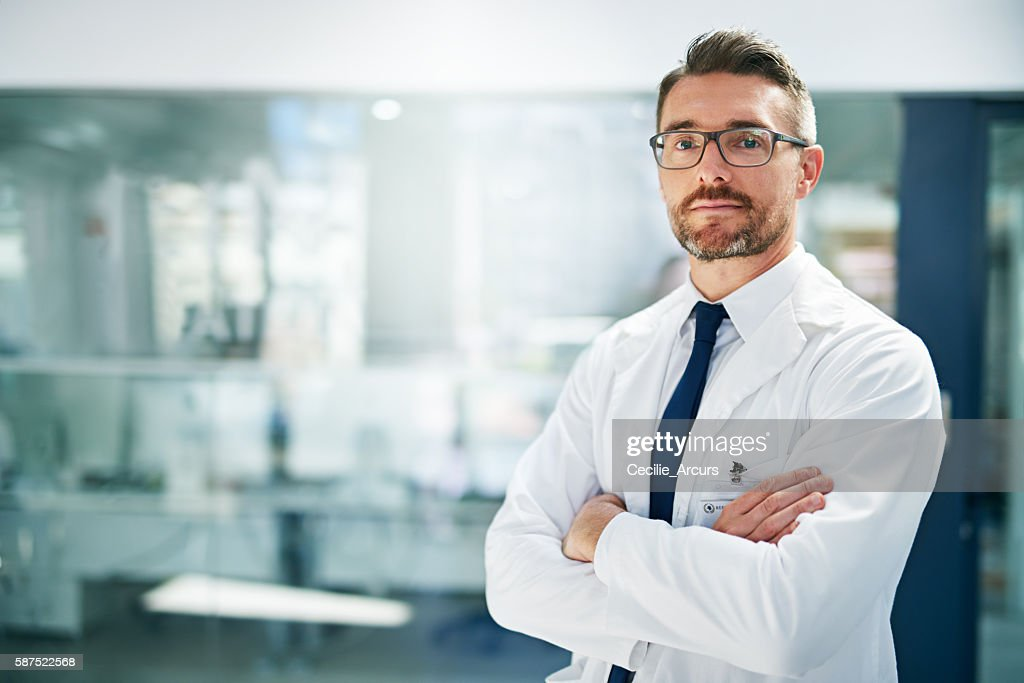 Allow me to take care of your health issues : Stock-Foto