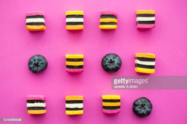 Allsorts and Blueberries