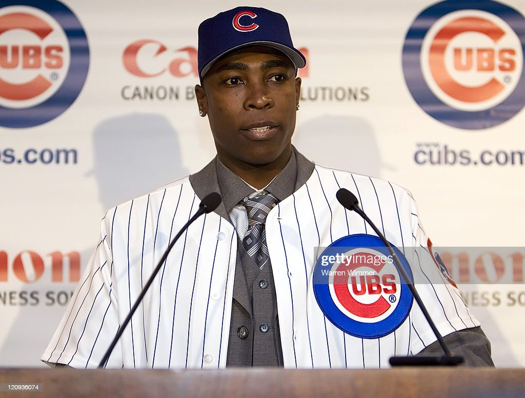 Alfonso Soriano Press Conference  - November 30, 2006