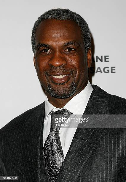 AllStar Charles Oakley attends Art Horizons 30th Anniversary Gala at the Hudson Theatre in the Millennium Hotel on October 27 2008 in New York City