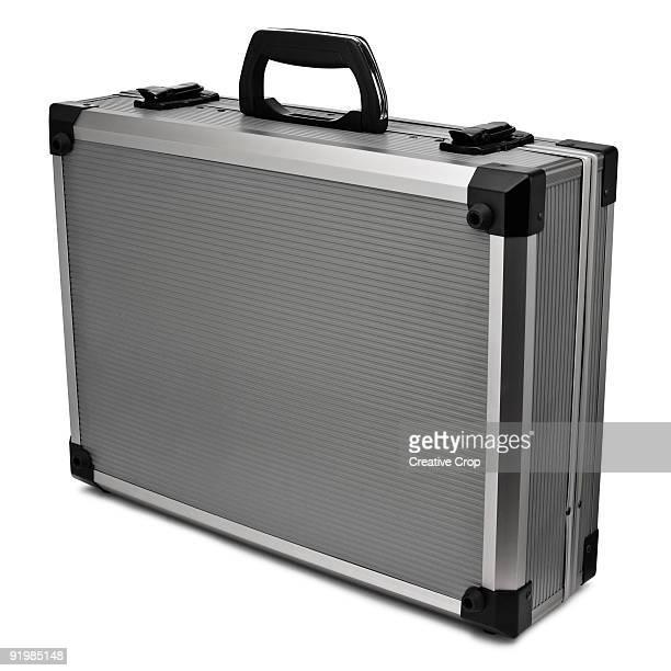 Alluminium briefcase