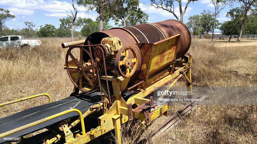 Alluvial Gold Mining Stock Photo - Getty Images