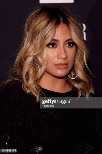 Ally Brooke attends the 2017 Harper ICONS party at The Plaza Hotel on September 8 2017 in New York City