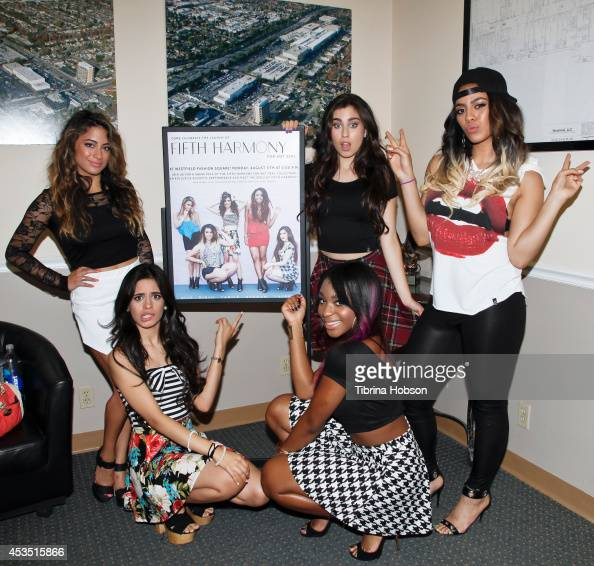 Camila Cabello Lauren Jauregui Fifth Harmony Fifth Harmony ... |Camila Cabello And Lauren Jauregui 2014