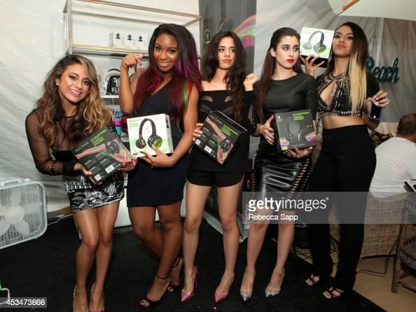Camila Cabello, Ally Brooke, Lauren Jauregui, Dinah Jane ... |Camila Cabello And Lauren Jauregui 2014