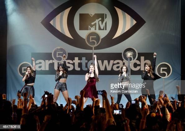 Lauren Jauregui, Normani Hamilton, Camila Cabello, Dinah ... |Camila Cabello And Lauren Jauregui 2014