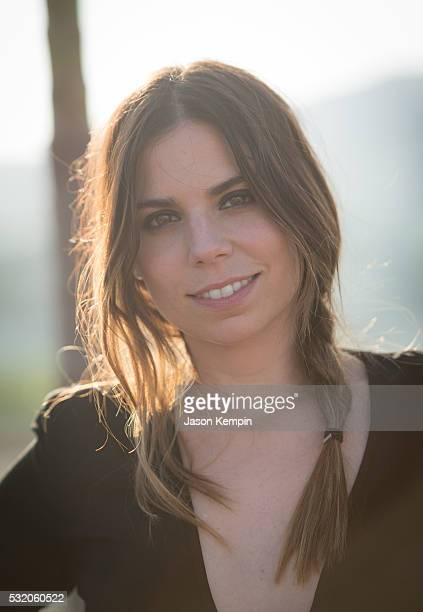 Ally Hilfiger attends a party for her new book Bite Me At Mama Shelter Hollywood on May 17 2016 in Los Angeles California