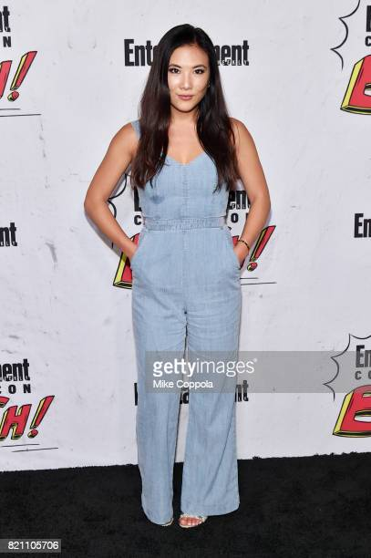 Ally Maki at Entertainment Weekly's annual ComicCon party in celebration of ComicCon 2017 at Float at Hard Rock Hotel San Diego on July 22 2017 in...