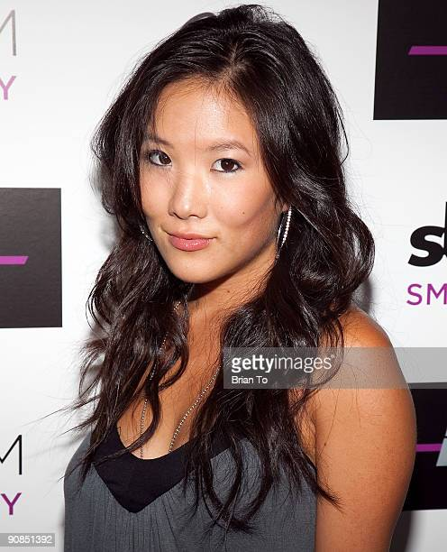 Ally Maki attends Mi6 Nightclub Grand Opening Party on September 15 2009 in West Hollywood California
