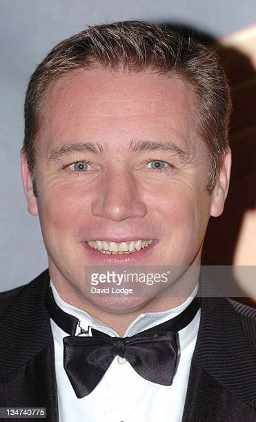 Ally McCoist during Royal Television Society Sports Awards for 2005 Arrivals at Grosvenor House in London Great Britain