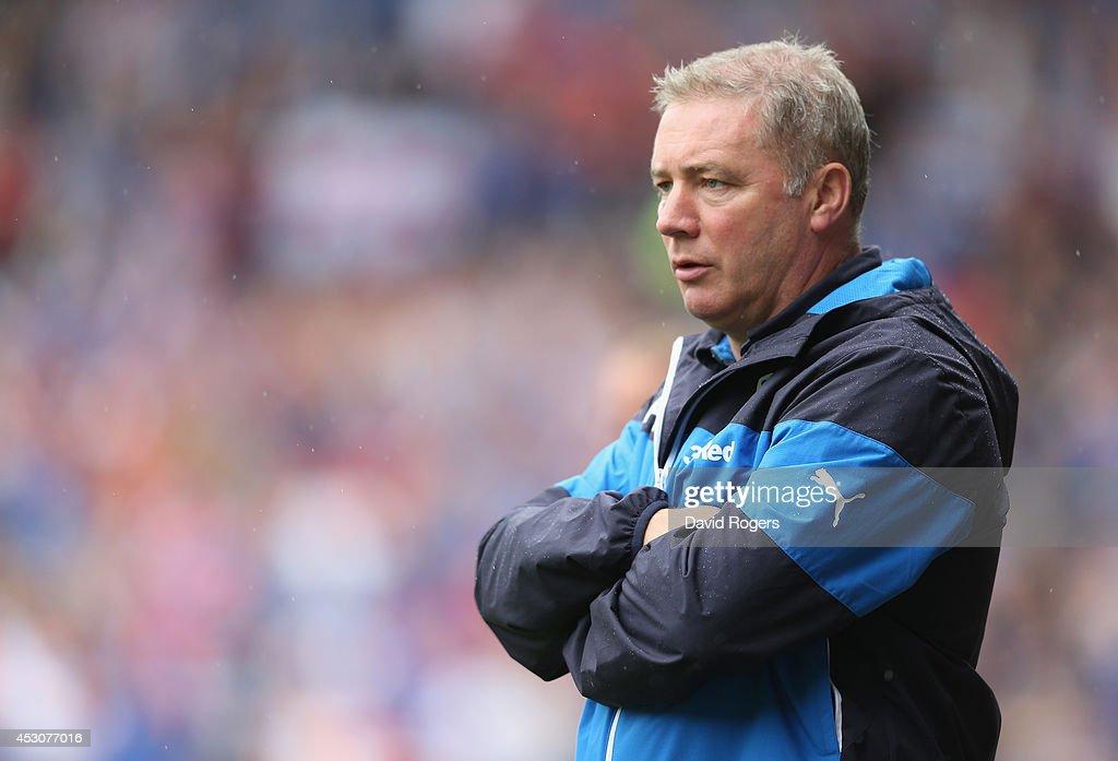 Derby County v Rangers - Pre-Season Friendly : News Photo